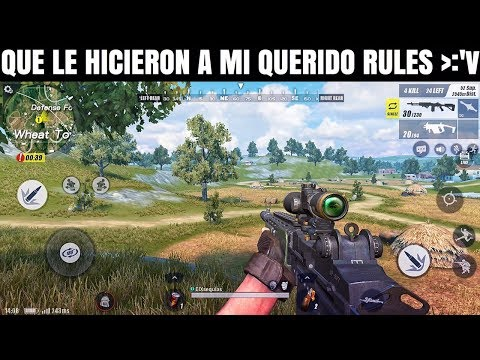 Rules of Survival se muere lentamente
