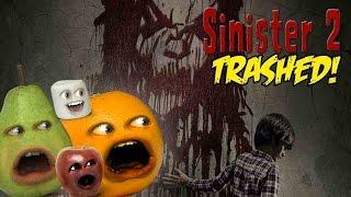 Annoying Orange - SINISTER 2 TRAILER Trashed!!