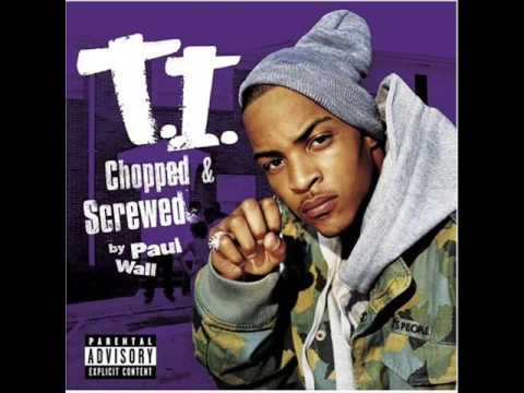 T.I. - Urban Legend Chopped & Screwed By Paul Wall