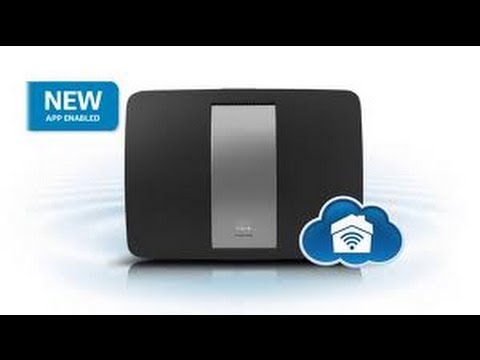 Linksys Smart Wi-Fi Router AC 1750 HD EA6500 Product Review FREE Router Giveaway!