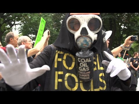 What We Saw at the People's Climate March