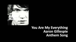 Watch Aaron Gillespie You Are My Everything video