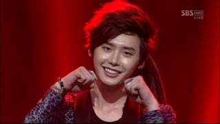download lagu Lee Jong Suk - Trouble Maker New Mc Performance gratis