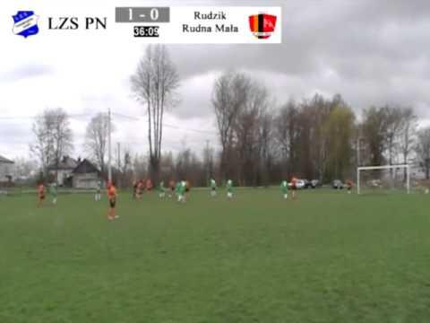 LZS Pogwizdów Nowy - Rudzik Rudna Mała (cały Mecz) - 12.04.2014