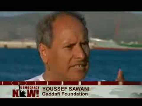 DN! Libyan Humanitarian Aid Ship Heads to Gaza