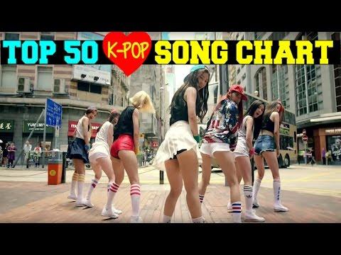 K-POP SONG CHART [TOP 50] OCTOBER 2015 [WEEK 1]