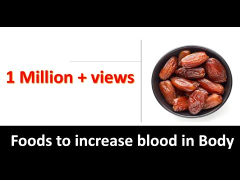 Top 10 Foods  To Increase  Hemoglobin In Our Blood