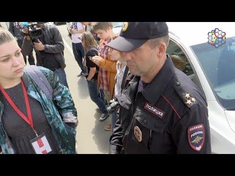 Зачистка штаба Навального в Москве перед большими акциями