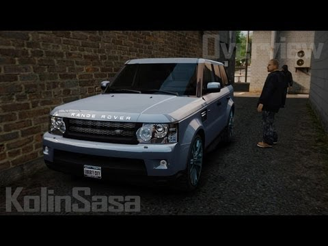 Land Rover Range Rover Sport HSE 2010