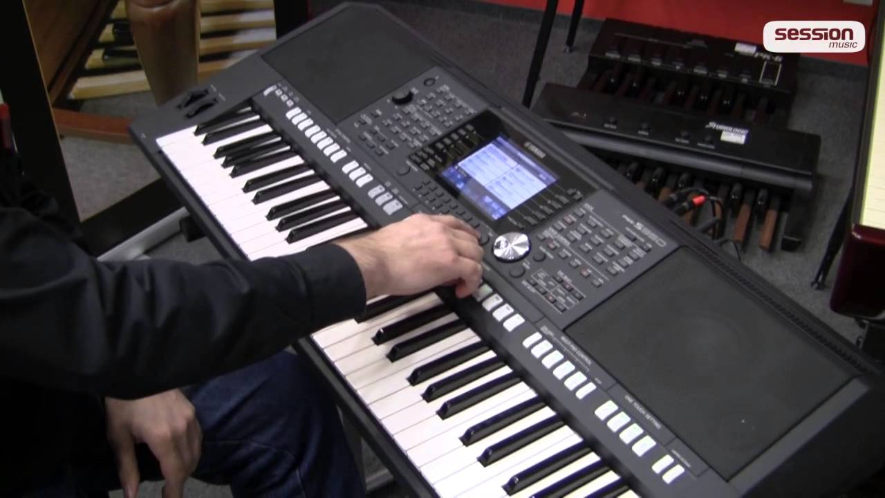 yamaha psr s950 youtube