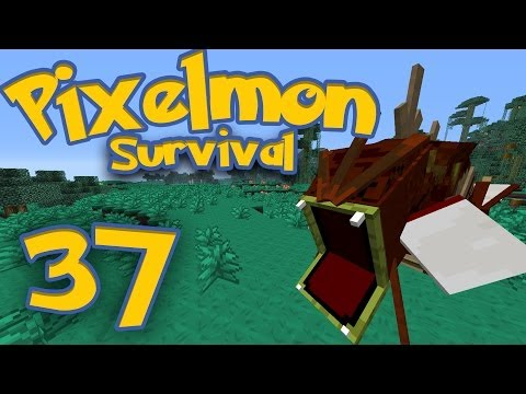 Pixelmon Survival [Part 37] - Terrible, Terrible Actors