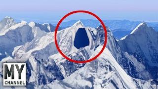 Google Maps'te Sansürlenen 5 Gizemli Bölge