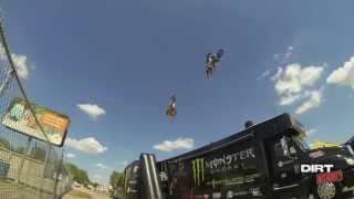 [Monster Energy Extreme Air Freestyle MX Exibition] Video