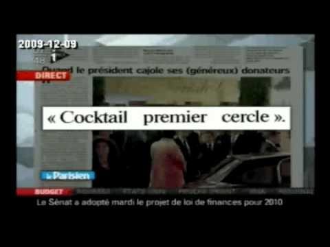 Sarkozy au Bristol avec le Premier Cercle??? Jamais, Jamais, Jamais!!! Petit Calomiateur!
