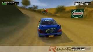 descargar Demo Rally sport challenge xbox
