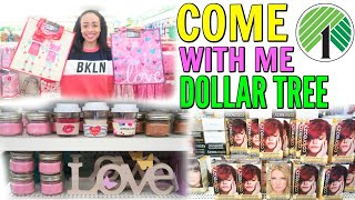 COME WITH ME TO DOLLAR TREE! MORE VALENTINE'S DAY GIFT IDEAS!