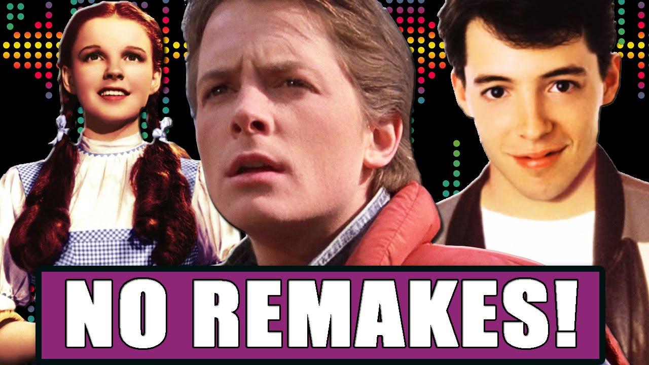Remade movies