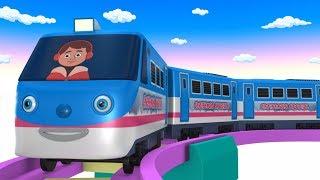 Trains - Cartoons for Children - Christmas Gift - Thomas - Toy Factory - Cartoon Cartoon