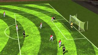 FIFA 14 Android - AS Monaco FC VS LOSC
