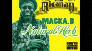 Macka. B - Natural Herb