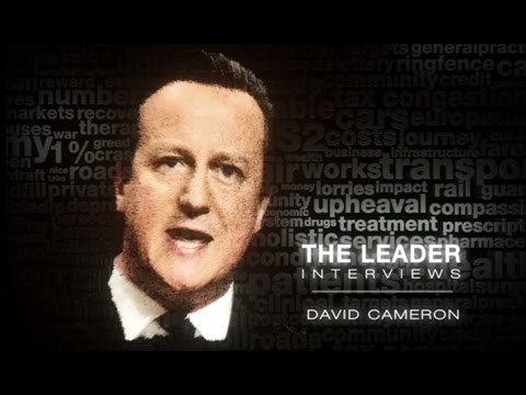 The Leader Interviews: David Cameron  - Newsnight