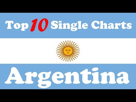 Argentina - Top 10 Single Charts | 24.09.2017 | ChartExpress
