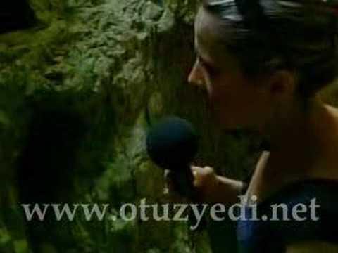 Kastamonu   Cide - Kılıçlı Mağarası video
