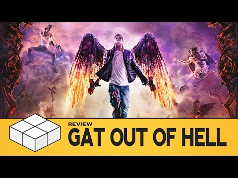 Saints Row: Gat Out Of Hell - Review
