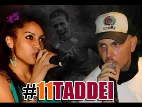 Canzone per Rodrigo Taddei - 11TADDEI by Cantautore Giallorosso e Marilena Graziano
