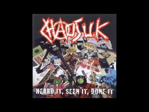 Chaos Uk - New Religion