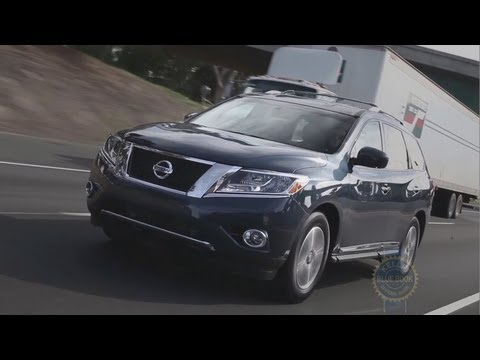 2015 Nissan Pathfinder Review - Kelley Blue Book