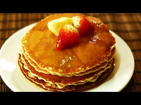 How to Make Homemade Pancakes Recipe