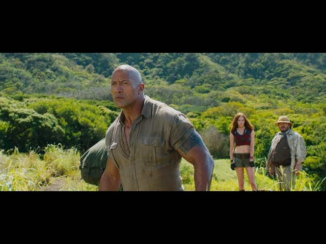 Jumanji: Welcome to the Jungle - Official Trailer #1