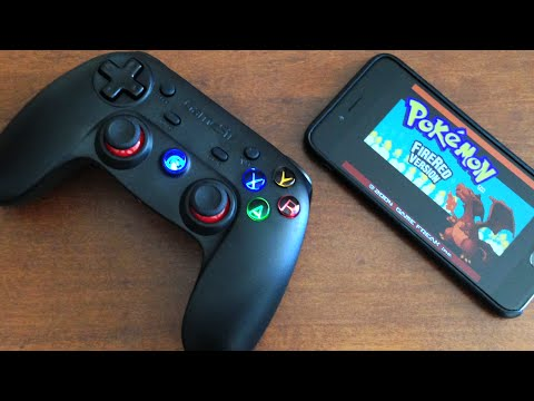 Happy Chick Controller - GameSir G3S On iPhone & iPad - Unboxing And Setup
