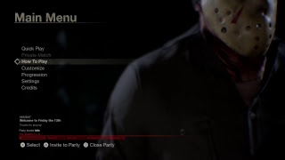 Friday the 13 With my black friend Sub up Please