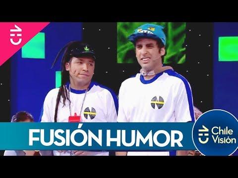 Fusión Humor hizo olvidar la eliminación de Chile con esta rutina - ...