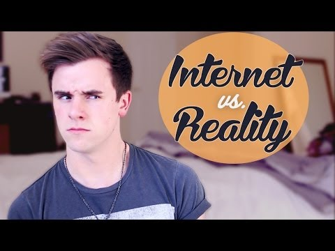 Internet vs Reality