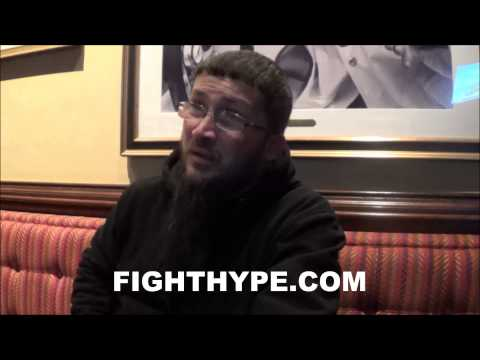 BILLY BRISCOE SHARES HIS THOUGHTS ON HOPKINS GARCIA JENNINGS AND MORE PHILLY FIGHTERS