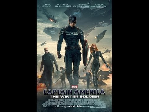 Captain America-Winter Soldier-4 Minute Preview-Reaction&Review