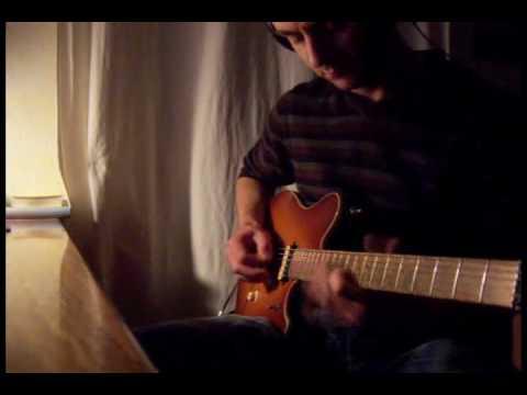 Jack Thammarat - On My Way - backing track - Uli Zeilfelder - guitar improvisation- bluesjamtracks -