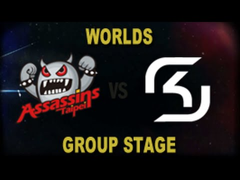 TPA vs SK - 2014 World Championship Groups A and B D2G1