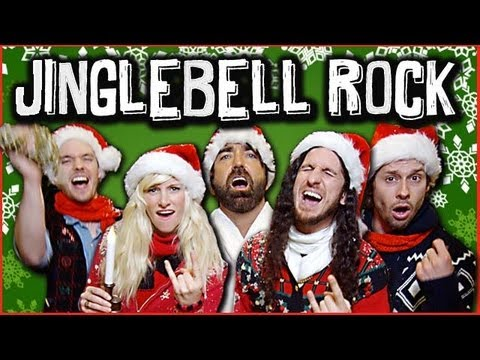 Jingle Bell Rock - Walk off the Earth Music Videos