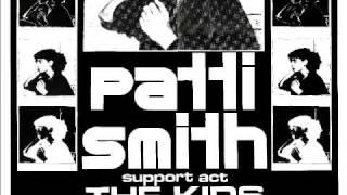 Watch Patti Smith Fire Of Unknown Origin video