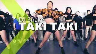 Dj Snake Taki Taki Ft Selena Gomez Ozuna Cardi B Janekim Choreography