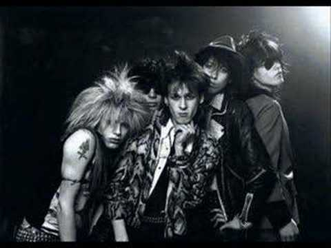 Hanoi Rocks - Willing To Cross The Ocean