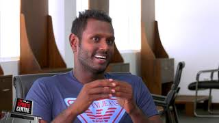 The Sports Centre featuring Angelo Mathews | 21/02/2020