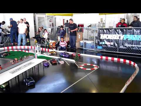 Rc Drift Cars At RCX 2016