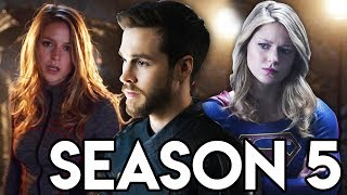 Supergirl Season 5 CONFIRMED? Mon-El Returns Theory & Supergirl Red Daughter SNEAK PEEK