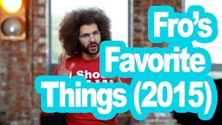 """Fro's Favorite Things"" In Photography (2015 Edition)"