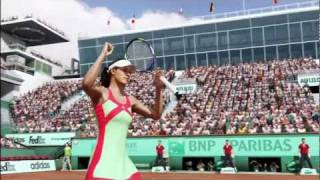 EA SPORTS Grand Slam Tennis 2 Launch Trailer